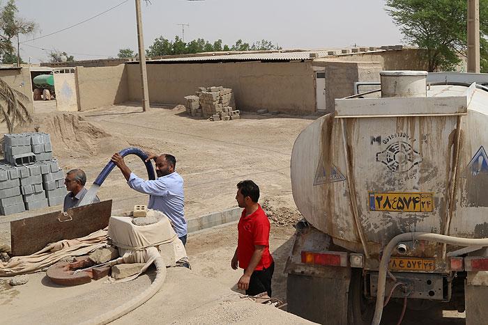 نفت به تعهدهای خود در طرح آبرسانی غیزانیه عمل کرد