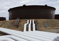 Storage Tanks of Goreh-Jask Project Online by June