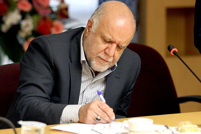 پیام تسلیت وزیر نفت به مناسبت درگذشت همشیره رئیس جمهوری