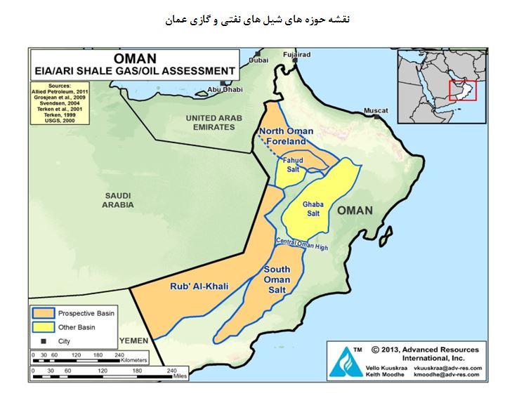 تولید نفت عمان تا ۲۰۲۲ به ۱.۱ میلیون بشکه در روز میرسد
