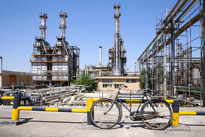 Tabriz Refinery Saves €1.8 million in Building Cooling Unit