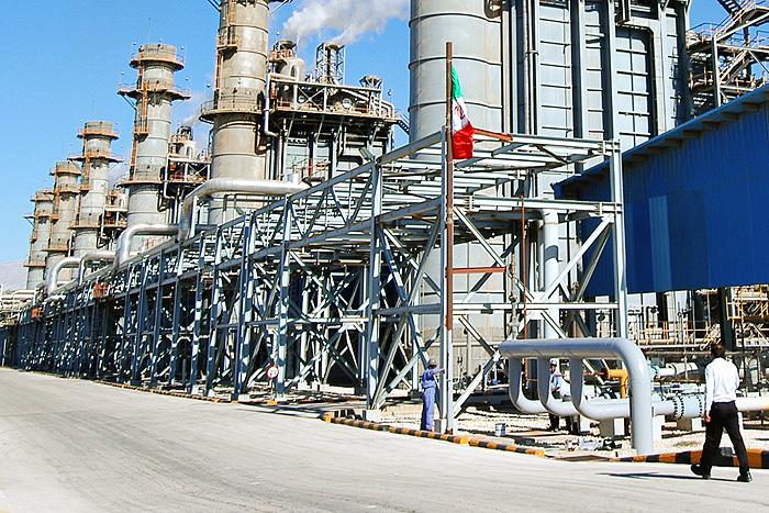افزایش بیش از یک هزار میلیون مترمکعبی تولید گاز در 5 پالایشگاه پارس جنوبی