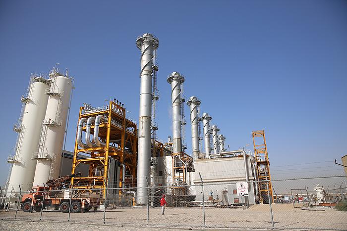 افزایش تولید گاز در پالایشگاه دوم مجتمع گاز پارس جنوبی