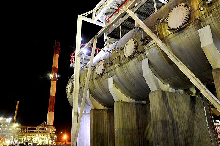 Iran Daily Gas Output beyond 700 mcm: NIGC