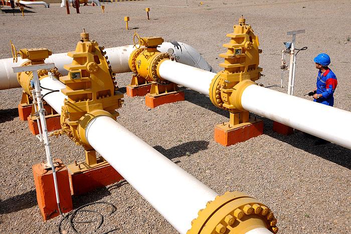 ماموریت انتقال گاز پایدار در مناطق دهگانه
