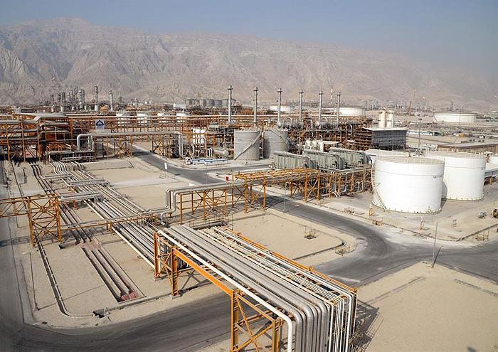 بررسی انتقال میعانات گازی ذخیرهشده پارس جنوبی به پالایشگاه ستاره خلیج فارس