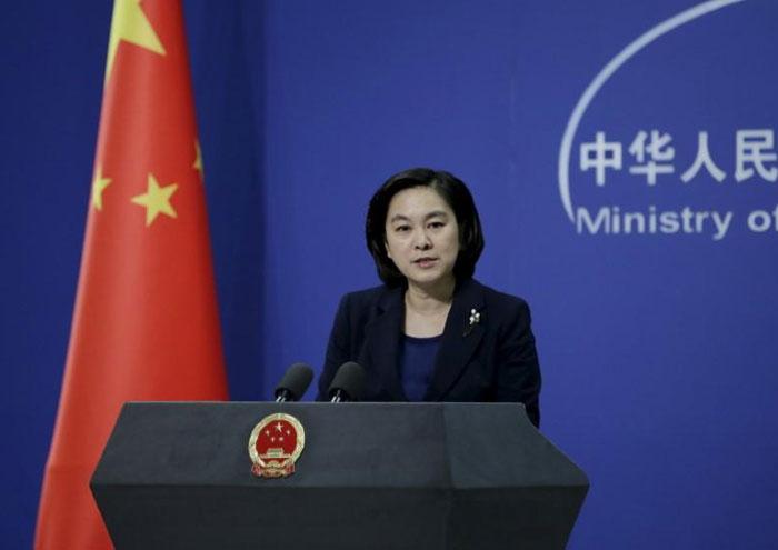 اعتراض چین به تحریمهای ضدایرانی آمریکا