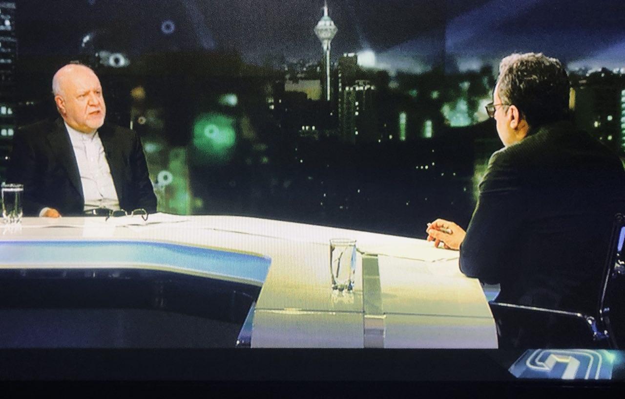 وزیر نفت امشب در برنامه گفتوگوی ویژه خبری حاضر میشود