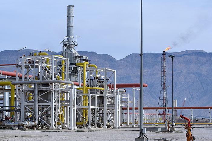 بومیسازی مواد شیمیایی آزمایشگاهی در پالایشگاه گاز ایلام