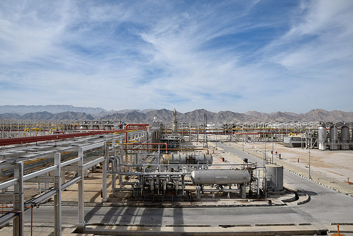 Iran eyes 630 mcm/d Gas Recovery from South Pars