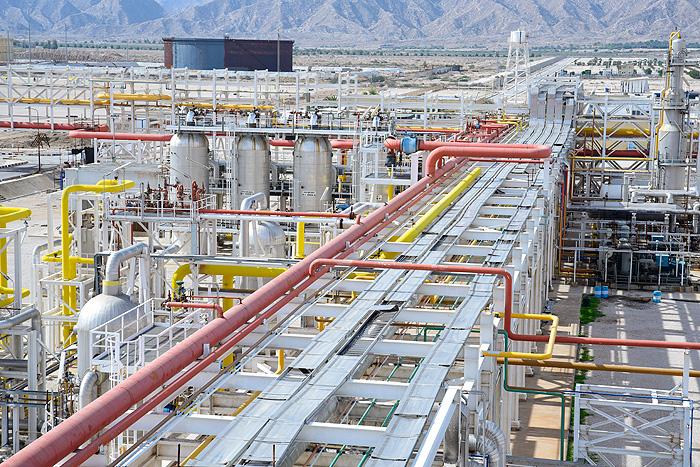 پالایشگاه گاز پارسیان، بازوی توانمند تولید بنزین یورو در کشور