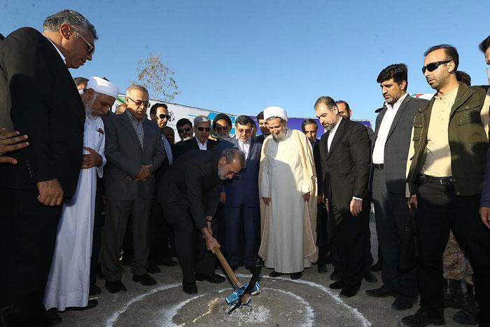 عملیات گازرسانی به فاز 2 شهر بندر خمیر آغاز شد