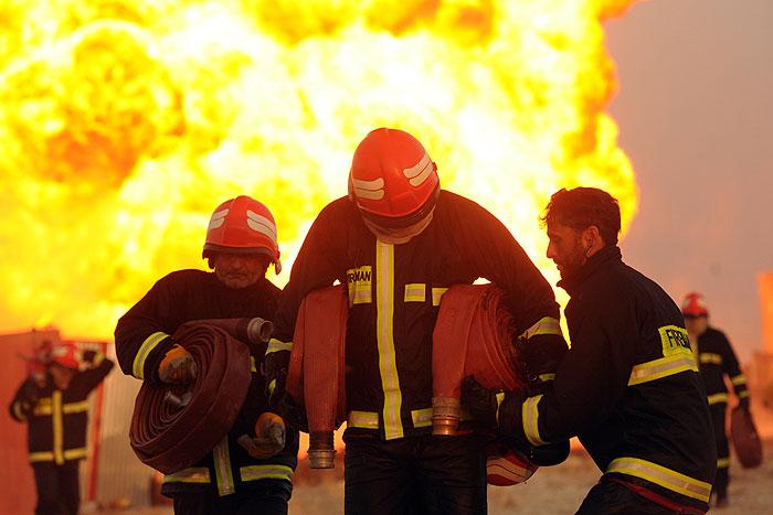 فرماندهان صحنه، نسل جدید مدیران حوادث صنعت نفت