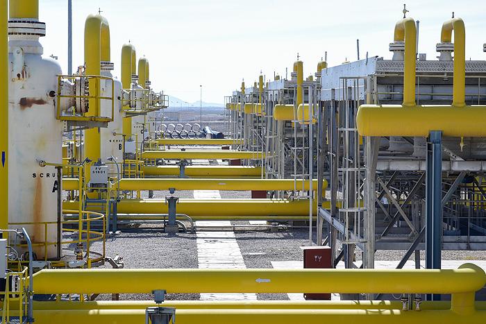 راهاندازی سامانه مدیریت توزیع برق در منطقه ۲ عملیات انتقال گاز