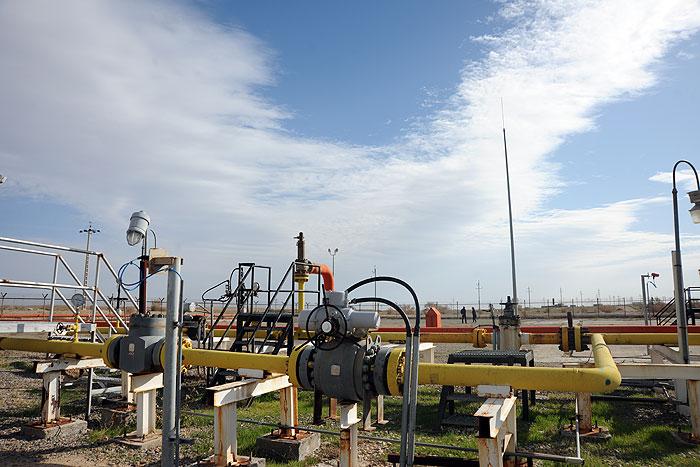 تعمیرات مراکز تاسیساتی شرکت نفت مناطق مرکزی پایان یافت
