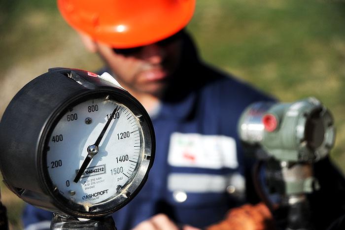 نفتوگاز شرق بیش از ۱۳ میلیارد متر مکعب گاز تولید کرد