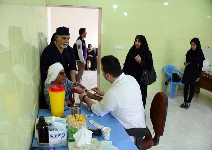 دور دوم طرح خدماترسانی پزشکی به ساکنان بومی جزیره لاوان اجرا شد
