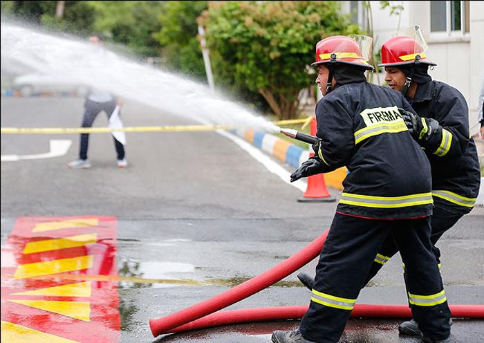 چهارمین دوره ارزیابی آتشنشانان وزارت نفت مهرماه برگزار میشود